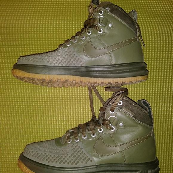 13a32528c7 Nike Mens Lunar Force 1 Duckboot Medium Olive. M_5a4adaac33162724880672a7